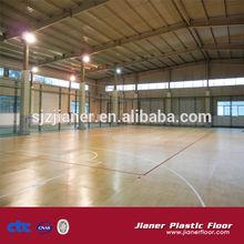China Maple Wood Basketball Flooring