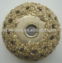 Domed contour rasp,carbide tire repair tool