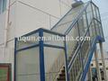 Beijing alta calidad en acero inoxidable escaleras al aire libre