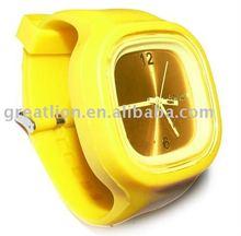 New Fashion Cute Digital ODM Style Sport Silicone Jelly Watch