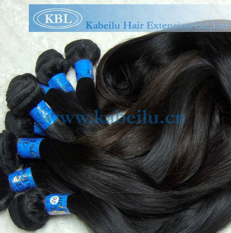 100 Human Hair Remy Weave 104