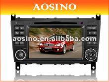 7 inch two din Mercedes BENZ C CLASS W203(2007-210) / CLC W203(2008-2010) / G-Class W467(2005-2007) Car DVD Player with GPS PIP