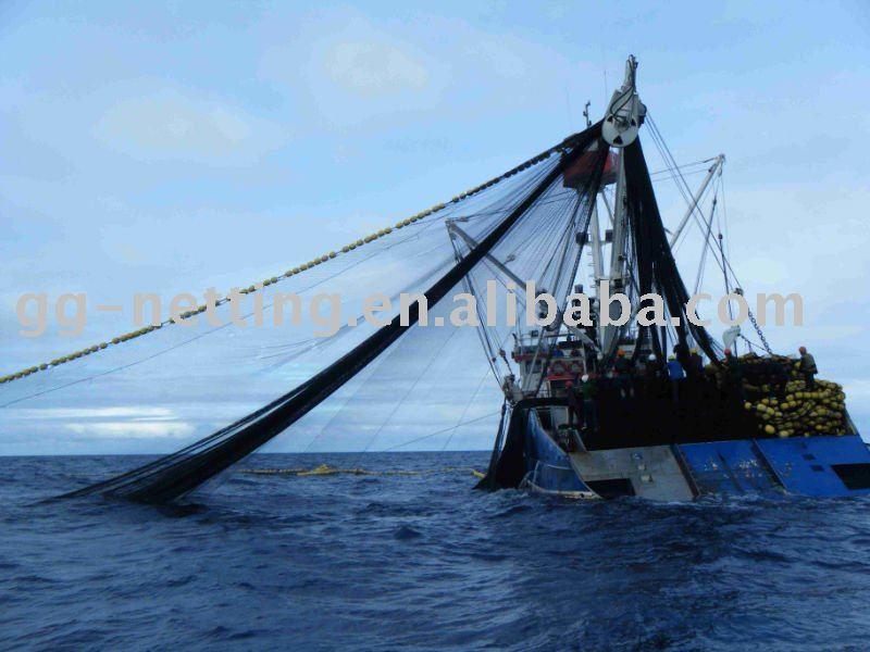 Purse seine net view seine fishing nets g g product for Purse seine fishing