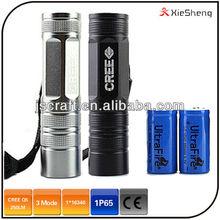 602C High poweful shockproof mini led flashlight
