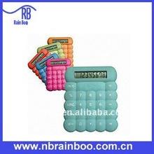 Hot sale colorful plastic scientific cute calculator