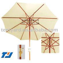 umbrella garden advertising
