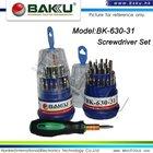 Multi Screwdriver set BK-630-31