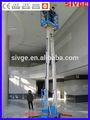 Plataforma elevadora hidráulica aprobada en la CE con 13,7 m de altura de trabajo