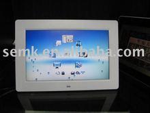 ultra-thin cheapest 10.2 inch gift digital photo frame