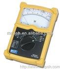 MCP MS304 - analog wattmeter/portable watt meter