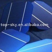 2015 hottest Motech monocrystalline 156 solar cell low price