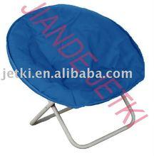 collapsible sand outdoor metal garden orbit chair