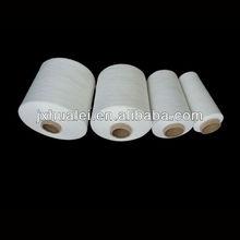 100%polyester spun yarn virgin 30S/1 for knitting