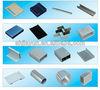 aluminum profile pictures from Shanghai Jiayun Aluminium ISO certificated