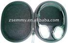 2013 newest hard EVA headphone bag headset bag earphone case