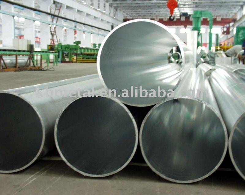 Aluminum tube large diameter