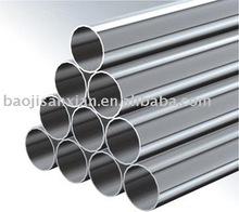 Titanium tubes excess stock