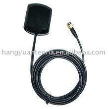 GPS active antenna 28dbi for car with SMA connector