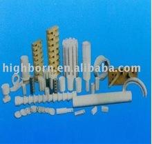Refractory heater ceramic