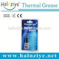 Refrigeración de la cpu gris propicio grasa de silicona térmica/compuesto/pasta( oem paquete al por menor)