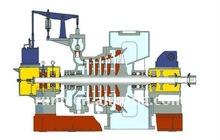 centrale elettrica a turbina a vapore generatore
