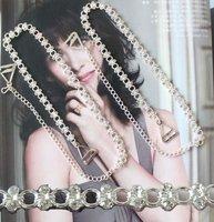 BB172-192 Rhinestone Chain Underwear Accessories Lingerie Jewelry Bra Strap