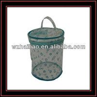transparent PVC waterproof pouch