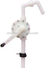 Plastic Rotary Hand Chemical Pump