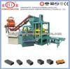 QT4-15B Medium scale block machine medium capacity bricks making machine medium hydraulic blocks form production line on sale