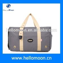 fabric lucky reusable stand up pet dog carrier bag - info@hellomoon.cn
