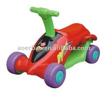 Newest coceprt Muti-functional China Baby Sliding-car ,car toys for kids