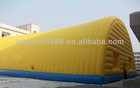 Inflatable building, Tent, Dome,
