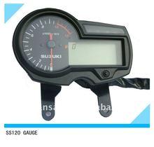 SS120 digital speedometer for motorcycle