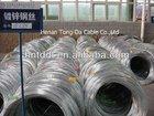 zinc coated steel wire, galvanized steel wire,galvanized steel strand,ground wire,stay wire,guy wire/messenger ASTM A475, BS 183