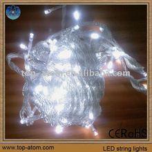 Popular outdoor 220v LED decorative rice string