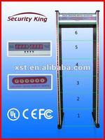 Walk Through Metal Detector Door XST-A4