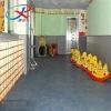Indoor children soft playground flooringf