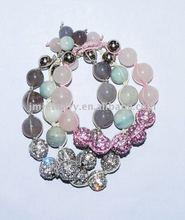 Graceful costume bracelet set 2013 (J.M.Fashion) J.M.B-296
