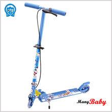 50% Aluminun+50% Steel Baby Scooter with Handbreak