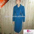 Jolie. l1035 femmes manteau modèle