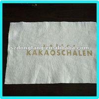 Aguja no tejido perforado tela