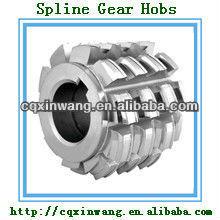 HSS Parallel Side Spline Hob Cutters