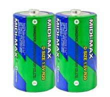 Mercury Free R20 Carbon Dry Battery