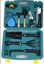 10pcs Hot sale promotion gift garden tool set