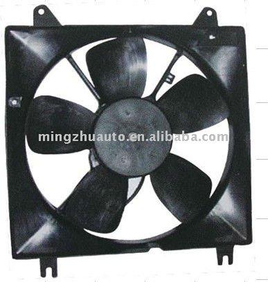 Ac condensador del ventilador de refrigeración para Daewoo Nubira Execlle 1.8