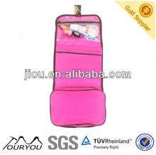 2014 Polyester made of fashionable and best wash bag