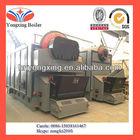 4t/h biomass fired steam boiler DZL series for AAC block
