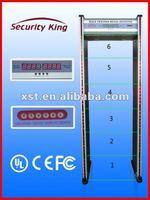Gold Detector Walk Through Metal Detector Manufacturer XST-AP2