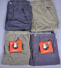 Lightweight, quick-dry and anti UV protection trekking pants, hiking trousers hiking pants