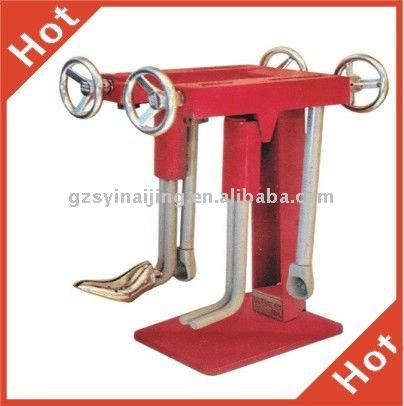 shoe expending machine